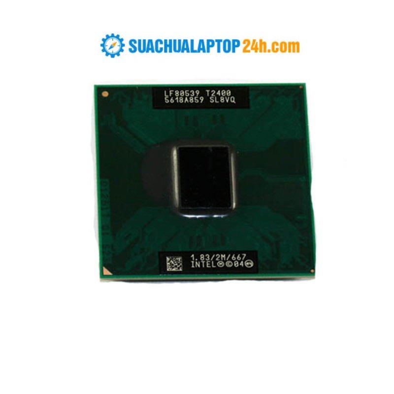 Chip intel Coro - Duo T2400 (2M Cache, 1.83 GHz, 667 MHz FSB)