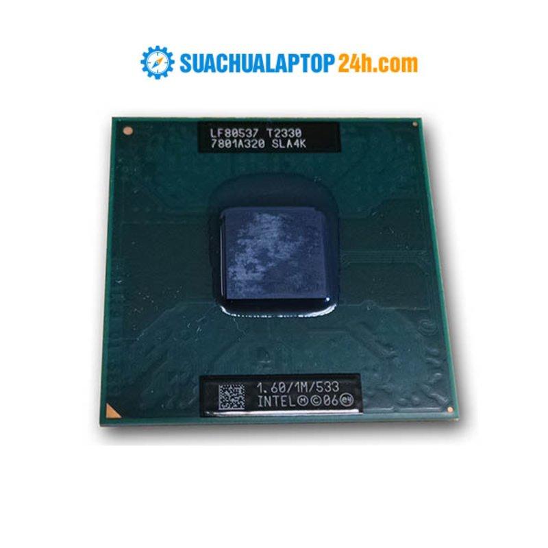 Chip intel PentiumT2330 (Cache 1M, 1.60 GHz, 533 MHz FSB)