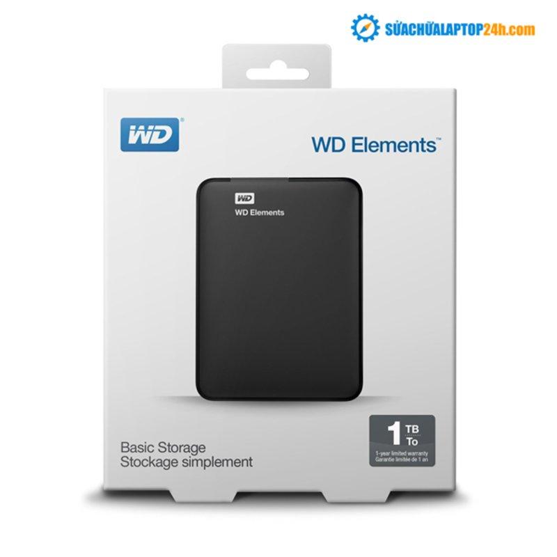 Ổ cứng di động HDD Western Digital WD Element 1TB 2.5