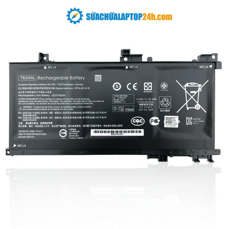 Pin HP 15 TE03XL TE04XL