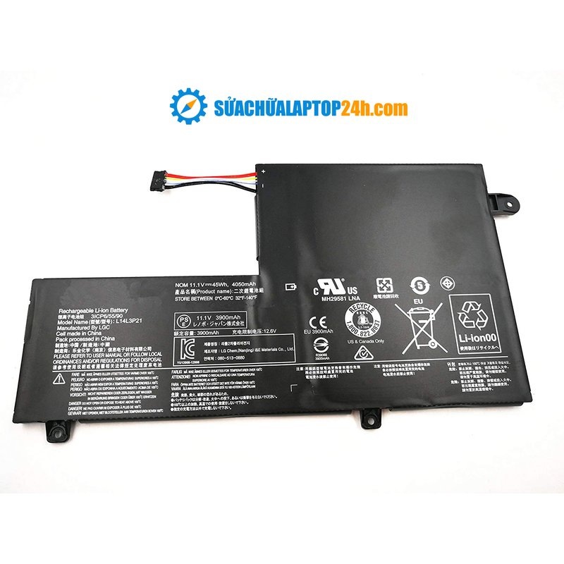 Pin Lenovo 500-15 L15L3PB0