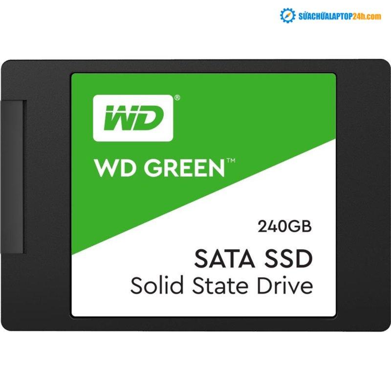 Ổ cứng SSD 240GB Western Digital WD Green Chính hãng