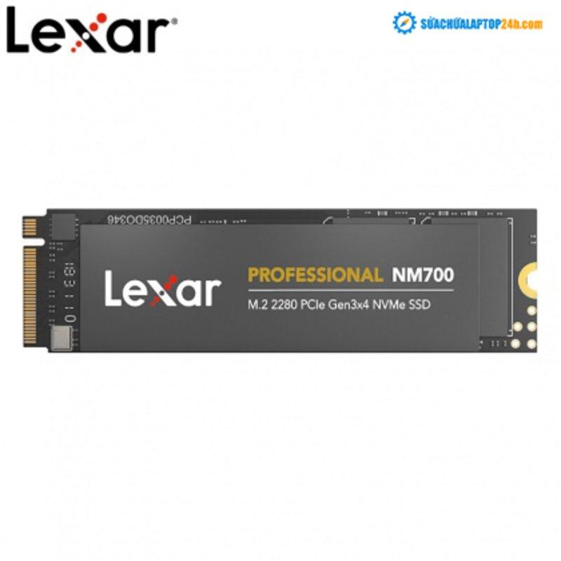 Ổ cứng SSD M2-PCIe 512GB Lexar NM700
