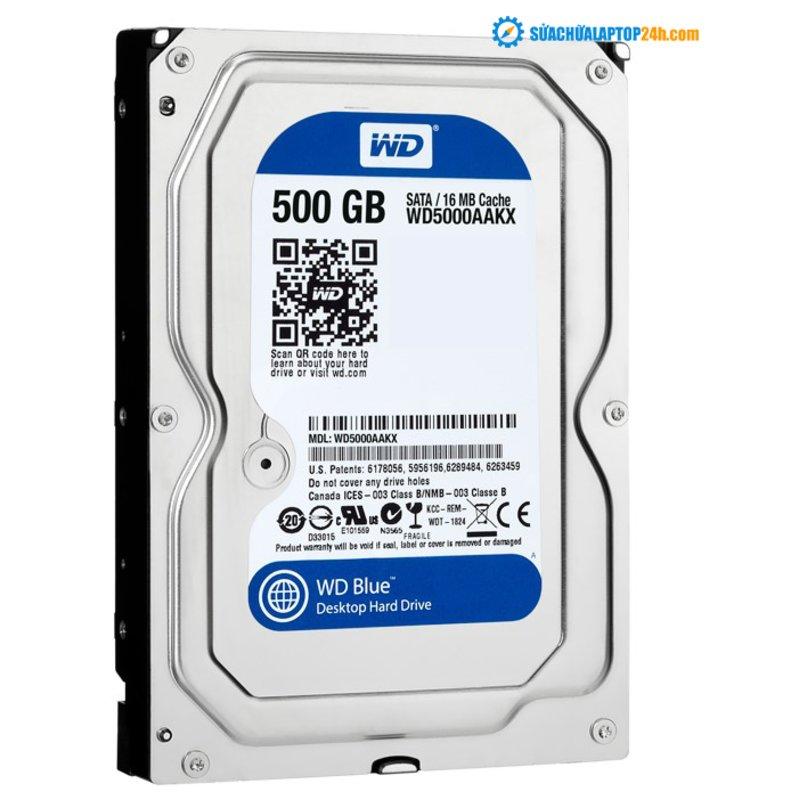 Ổ cứng HDD Western Western Digital WD 500GB 5400rpm SATA