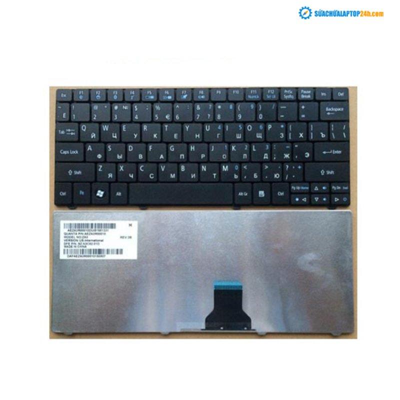 Bàn phím Keyboard (laptop) ACER ONE đen