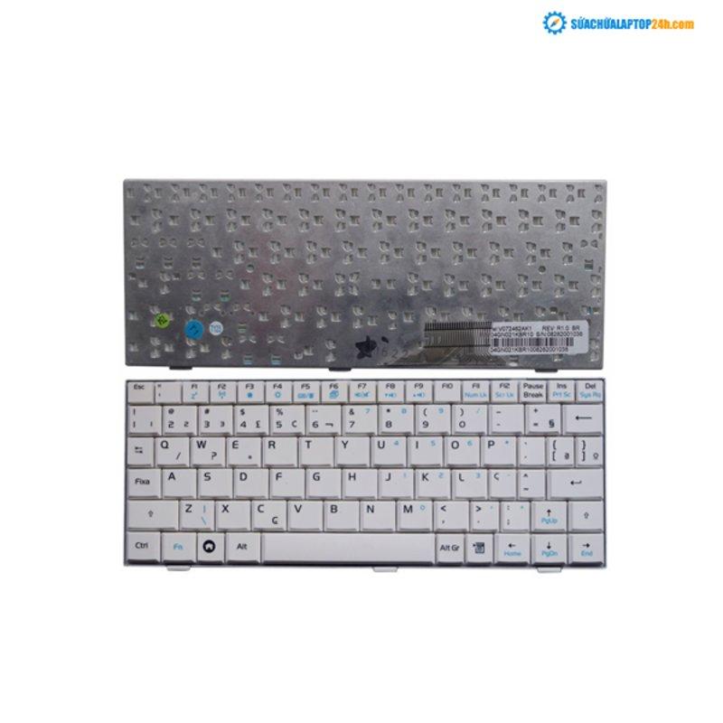 Bàn phím Keyboard Asus EPC 700 900 trắng