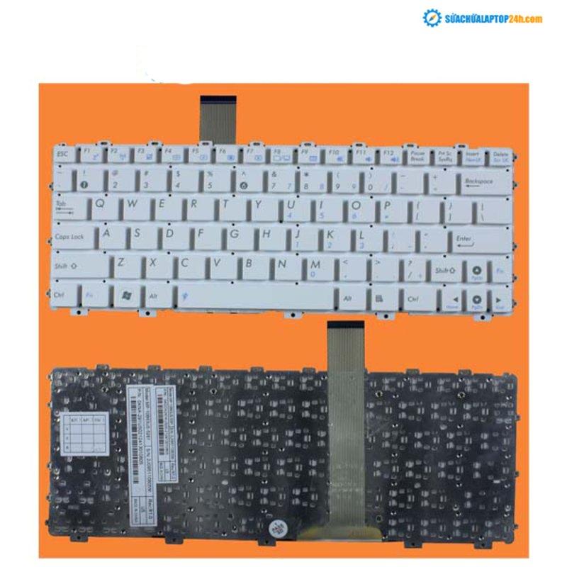 Bàn phím Keyboard Asus 1015 trắng