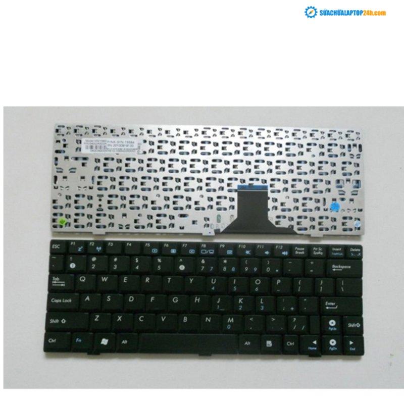 Bàn phím Keyboard laptop Asus  EPC 1000 đen