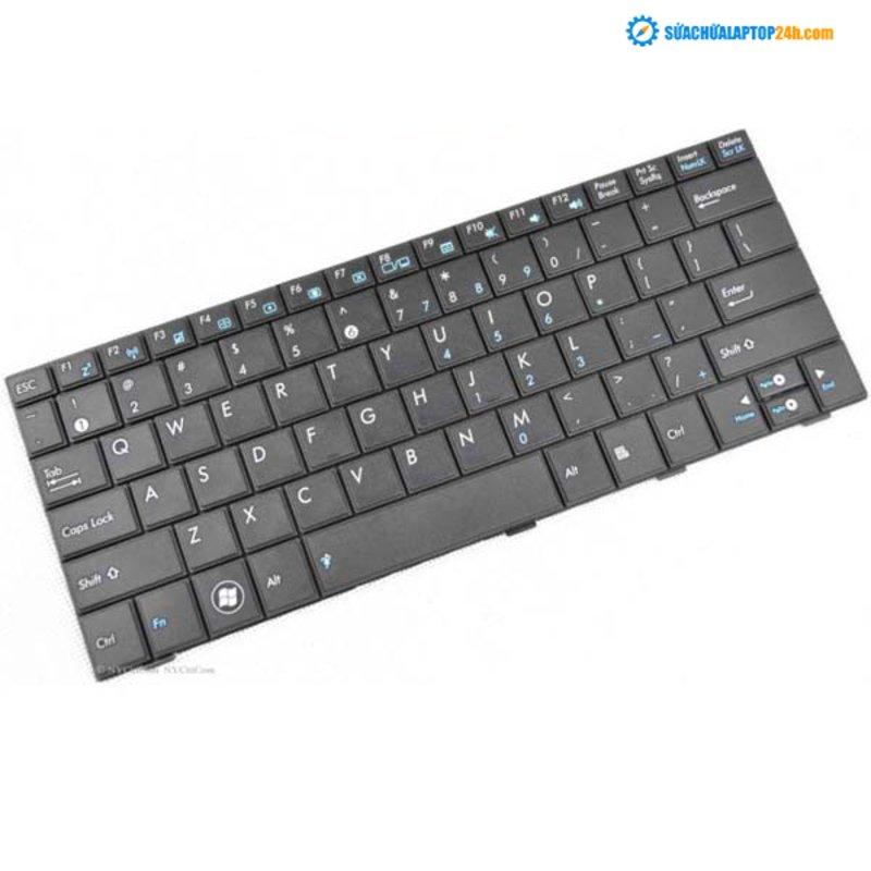 Bàn phím Keyboard laptop Asus 1005HA đen