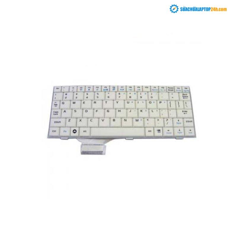 Bàn phím Keyboard Asus 1005HA trắng