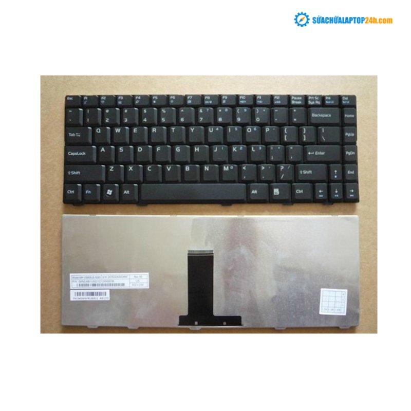 Bàn phím Keyboard laptop Asus F80