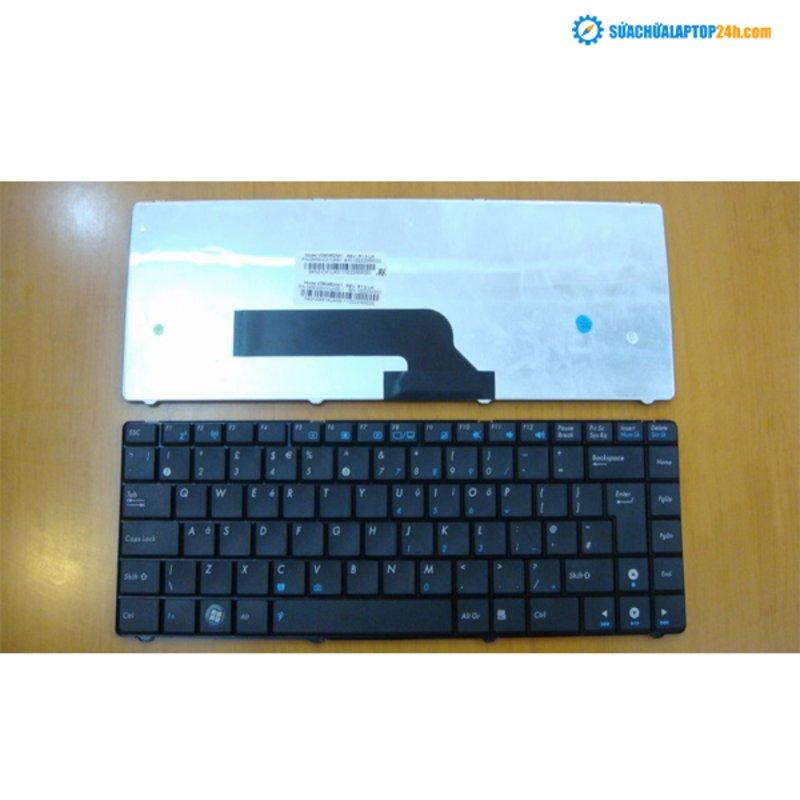 Bàn phím Keyboard laptop Asus K40
