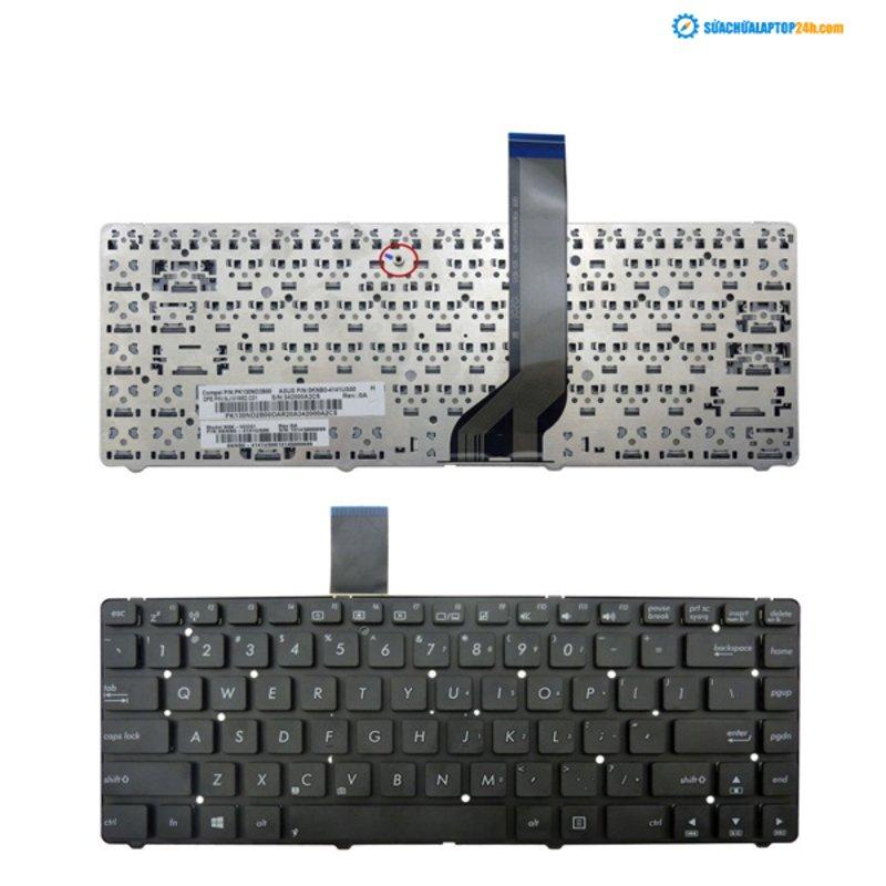 Bàn phím Keyboard laptop Asus K45