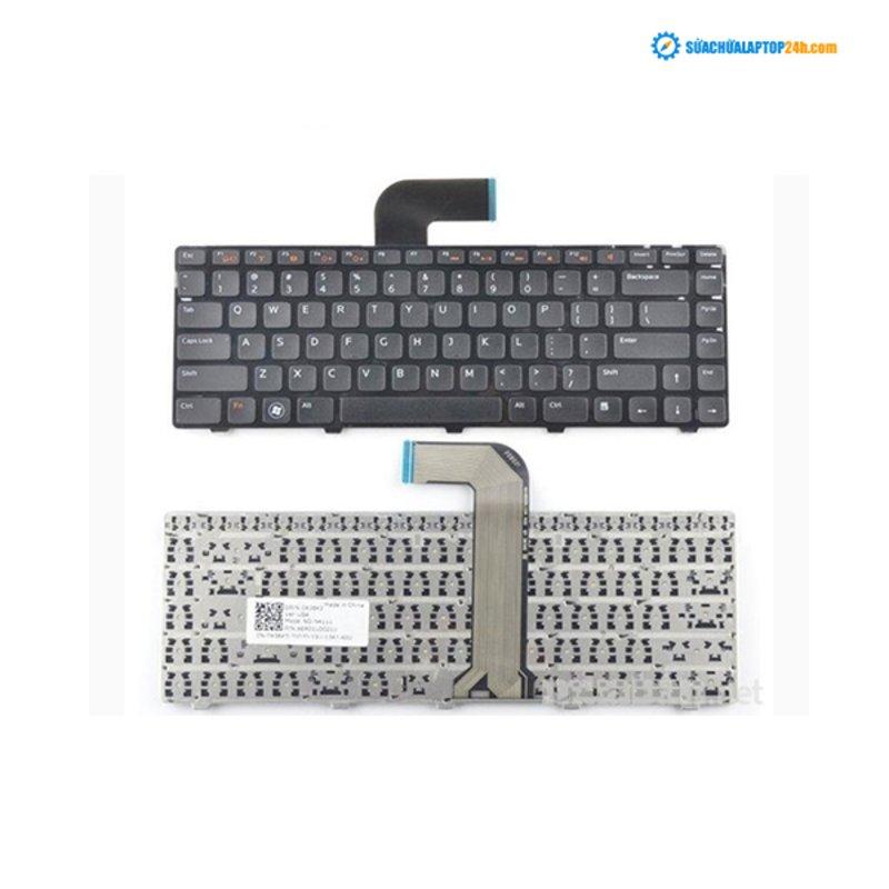 Bàn phím Keyboard laptop Dell N4110