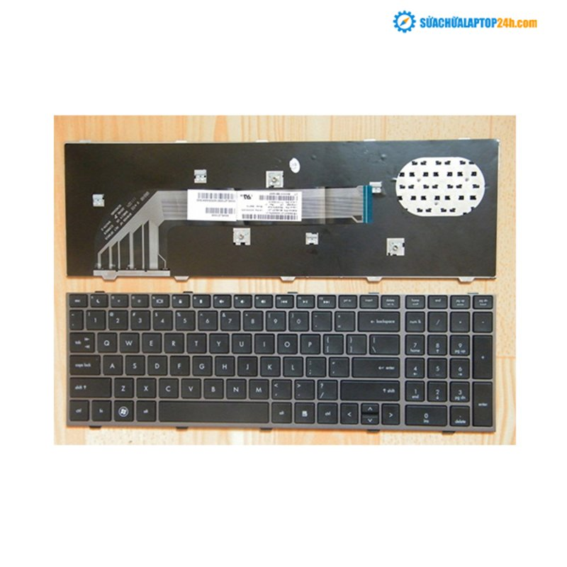 Bàn phím Keyboard Laptop HP 4540