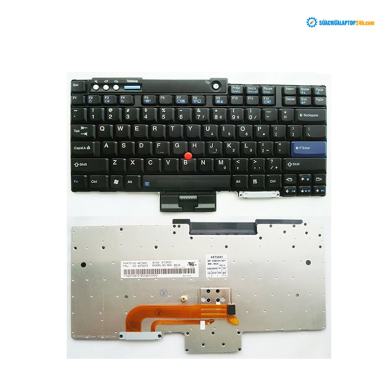 Bàn phím Keyboard IBM T6X T500 T400 T61 T60 R500 R400 R61 R60