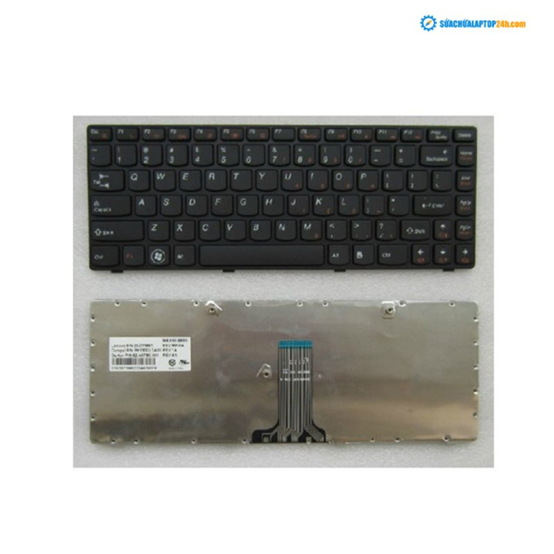 Bàn phím Keyboard Lenovo B470 G470