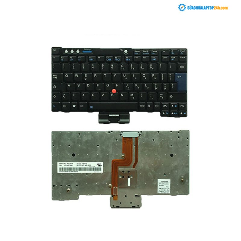 Bàn phím Keyboard laptop Lenovo X60