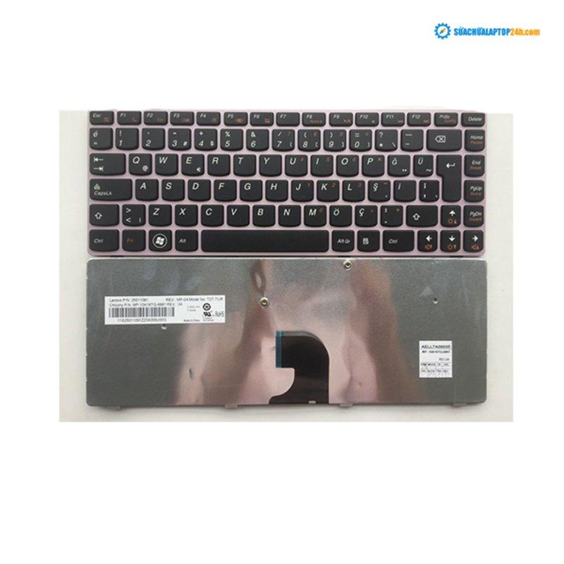 Bàn phím Keyboard laptop Lenovo Z360