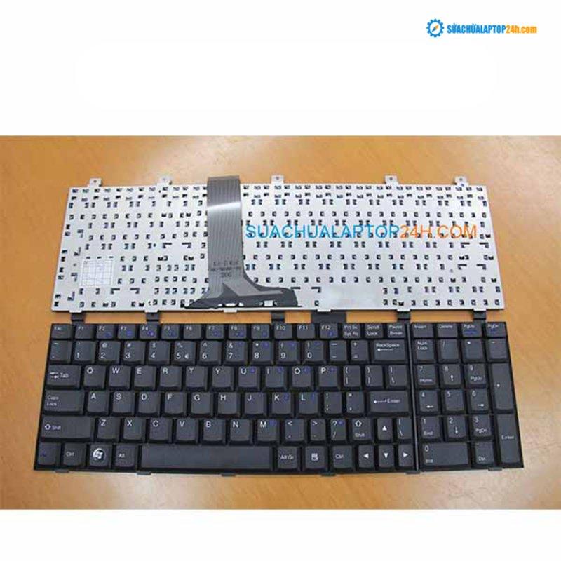 Bàn phím Keyboard laptop MSI CR600