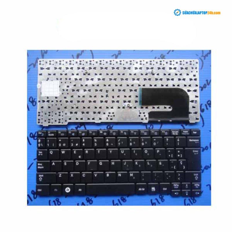 Bàn phím Keyboard Samsung N148 N150 NB30 N128 N140  đen