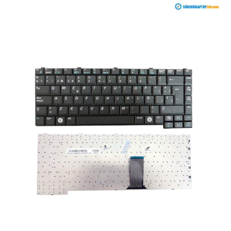 Bàn phím Keyboard laptop Samsung R18 R19