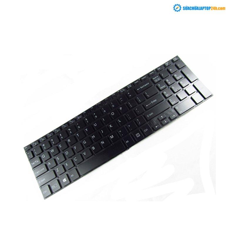 Bàn phím laptop Sony Svf153A1yw Svf15328sgb Svf15328Sgs