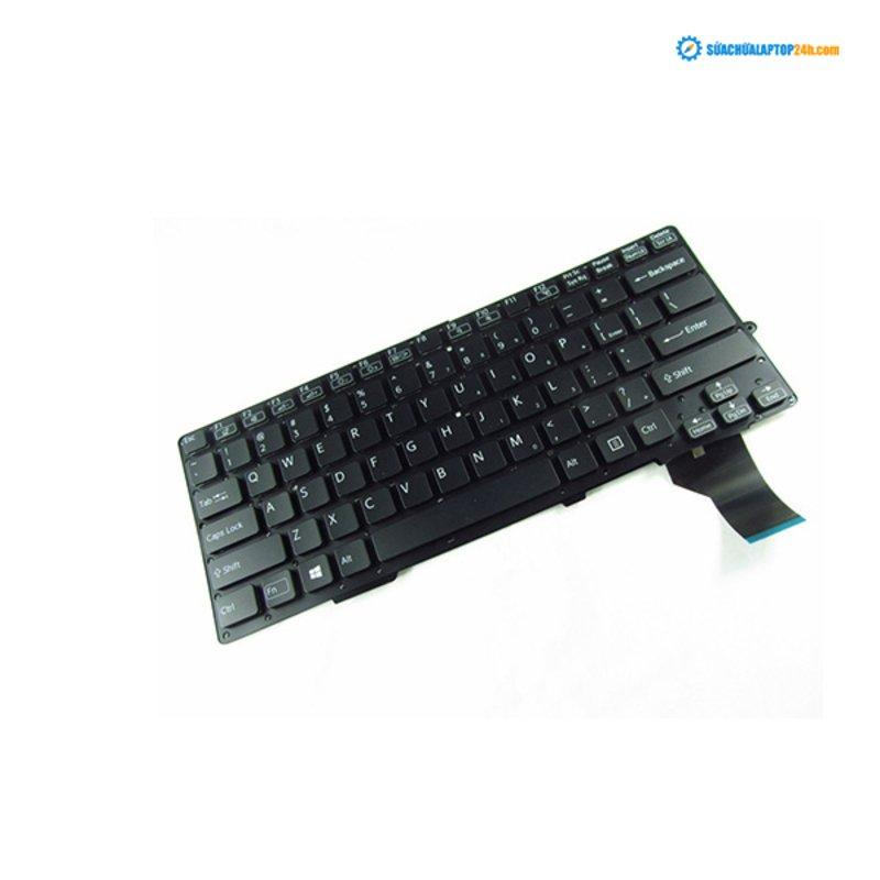Bàn phím laptop Sony Vaio SVS13 SVS131A12W SVS131B11L