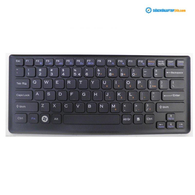 Bàn phím Keyboard sony Vaio VGN C Series