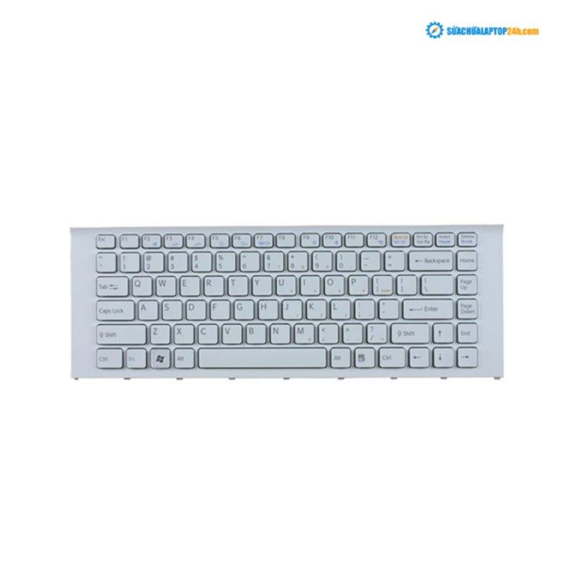 Bàn phím Keyboard laptop Sony EA