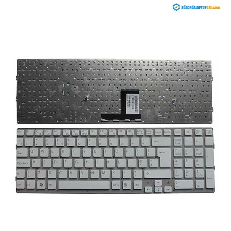 Bàn phím Keyboard laptop Sony EC