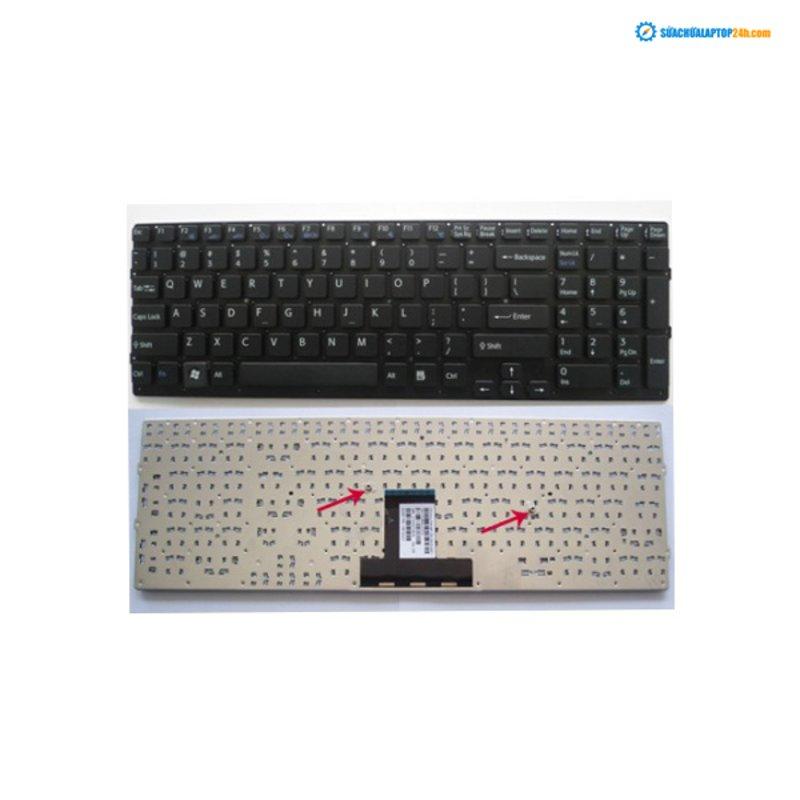 Bàn phím Keyboard laptop Sony EE
