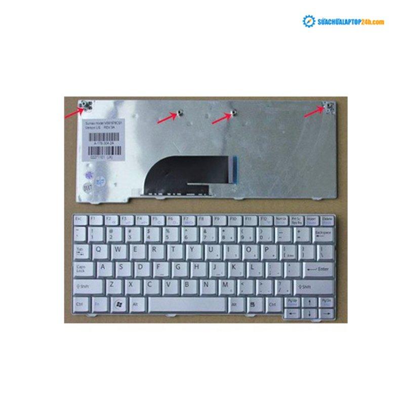 Bàn phím Keyboard laptop Sony M