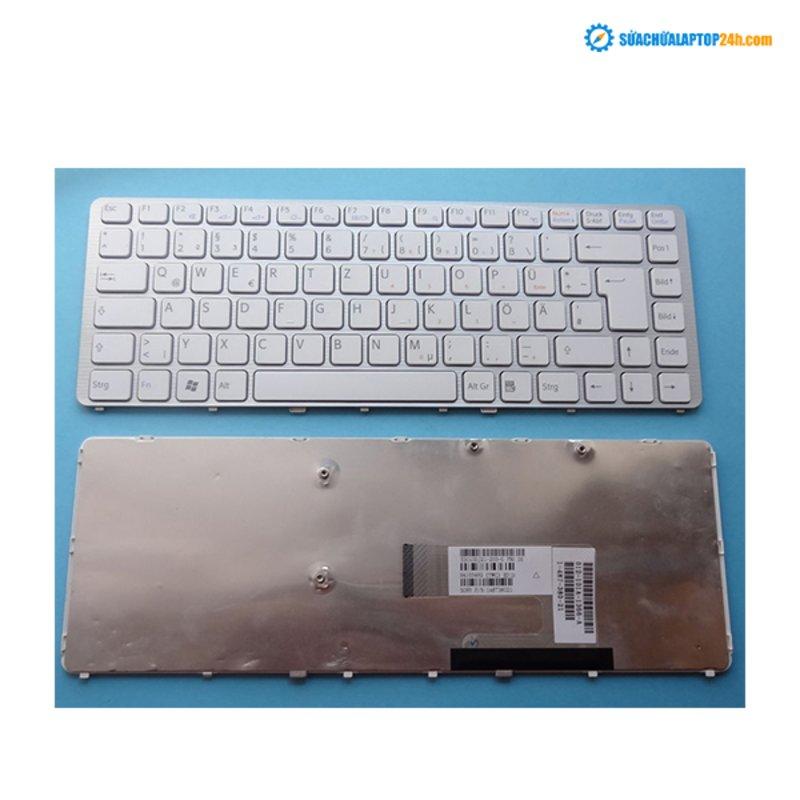 Bàn phím Keyboard laptop Sony NW