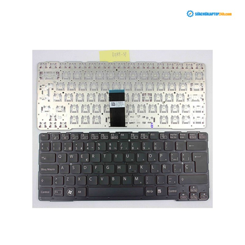 Bàn phím Keyboard Sony SVE 13 14