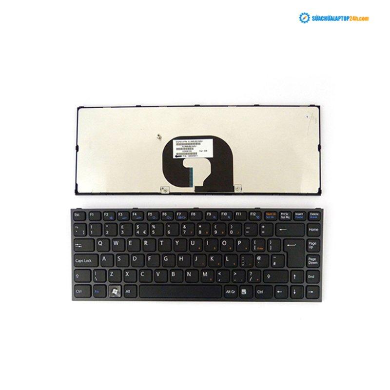 Bàn phím Keyboard laptop Sony Y