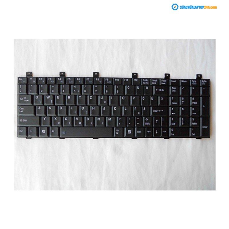 Bàn phím Keyboard Toshiba P200 P205 X205 L350 L355D