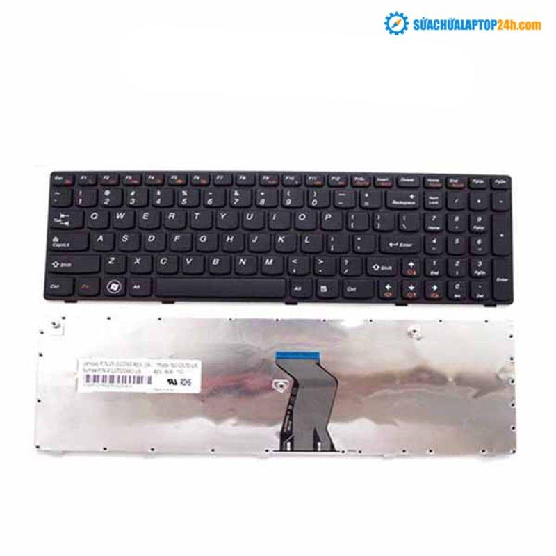 Bàn phím Keyboard laptop Lenovo Z560