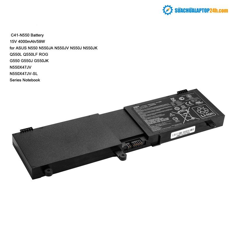 Battery Asus N550 / Pin Asus N550