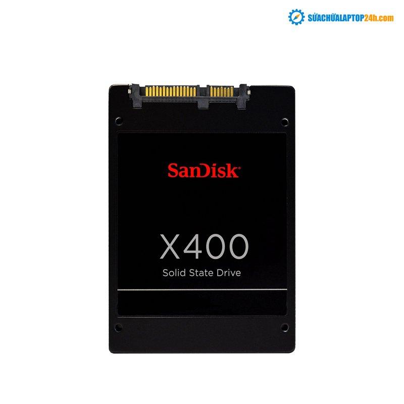 Ổ cứng SSD 128GB SanDisk X400 2.5-Inch SATA III