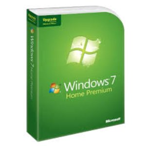 Windowns Home Prem 7 SP1 32-bit English SEA 3pk DSP 3 OEL DVD