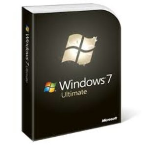 Windowns Ult 7 SP1 32-bit English SEA 3pk DSP 3 OEL DVD