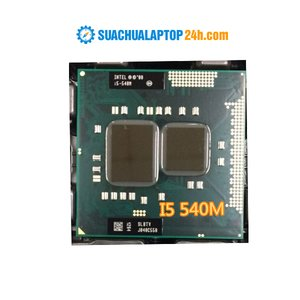 Chíp Intel Core i5-540 (3M Cache, 2.53 GHz)