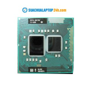 Chip intel core i5-460M