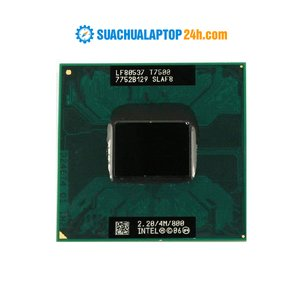 Chip intel Core 2 duo T7500 (4M Cache, 2.20 GHz, 800 MHz FSB)