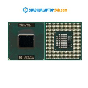 Chíp intel Core 2 Duo T5500 (2M Cache, 1.66 GHz, 667 MHz FSB)