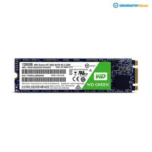 Ổ Cứng SSD Western Digital WD Green 120GB M2 Sata-2280- WDS120G1G0B