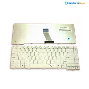 Bàn phím Keyboard Acer  4710 4710G 4720 4720G trắng