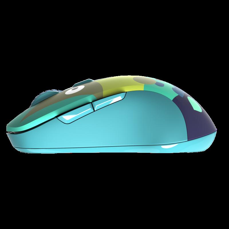 Chuột không dây DareU LM115G Multi-Color Dog
