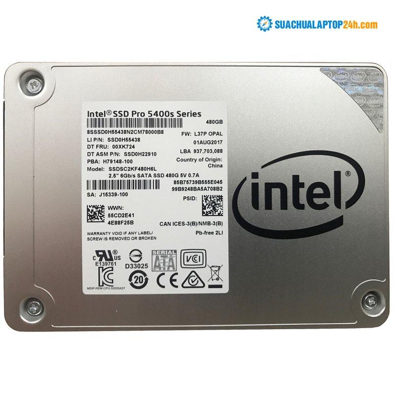 Ổ cứng Intel SSD 5 Series 480GB